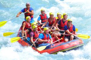manavgat beşkonak rafting